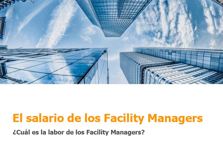 El salario de los Facility Managers