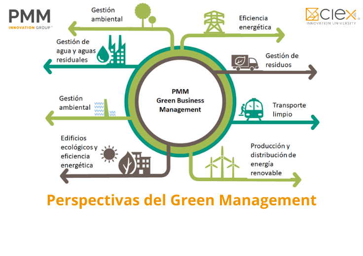 Perspectivas del Green Management